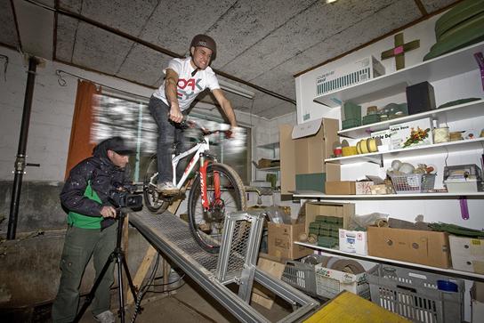 Jaja diese Gatestarts sind beim 4X nicht ganz unwichtig!  Pic: Hoshi K. Yoshida