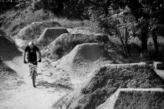 40zig Jahre alt und dennoch ist der Spass der gleiche geblieben! Mountainbike alive!
