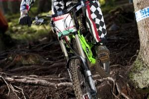 Fast, Faster, Sam Hill! Pic: Sebastian Schieck