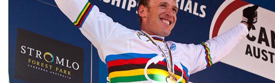 Steve Peat 09 Champion