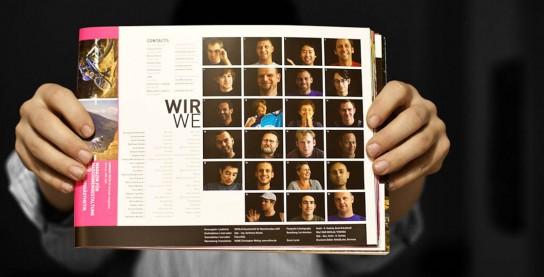 """""""WIR"""" - Das ist die komplette Nicolai Belegschaft"""