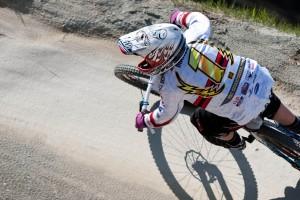 Aber wer so ein richtiger Vollblut-Racer ist, der fängt schon in jungen Jahren an. U13 MDC Gesamtsieger 2009 Marco Lehmann. Photocredit: Sebastian Schieck