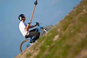 Mehr Berg geht nicht. Für uns Flachland-Fahrer ist Winterberg schon immer eine schöne Sache. Photocredit: Sebastian Schieck