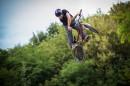 Hans ist gewissermaßen der Chef der Trails, gelegtlich auch mal Hobby-Mountainbiker und vorallem ein echter Styler!